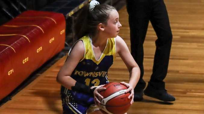 WATCH LIVE: U12 Girls Townsville Flames v Cairns Dolphins