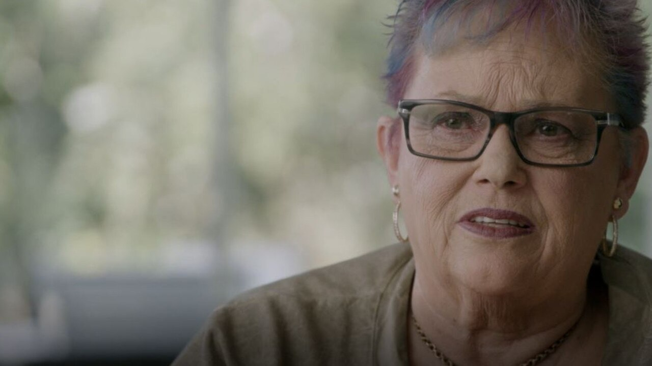 Lindy Chamberlain in the new documentary miniseries.