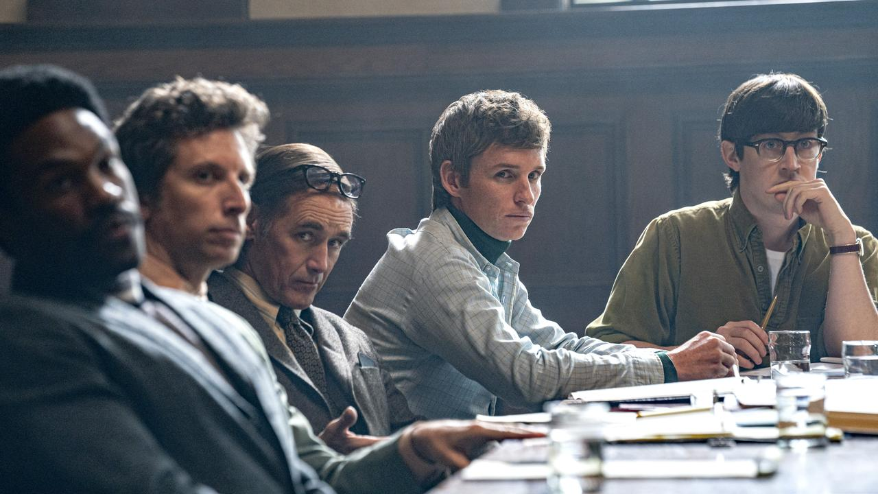 The Trial of the Chicago 7 also has a limited theatrical run from October 1.