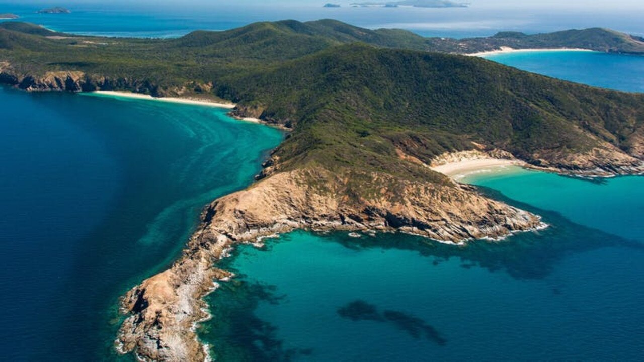 Great Keppel Island is a topic of debate heading into the state election.