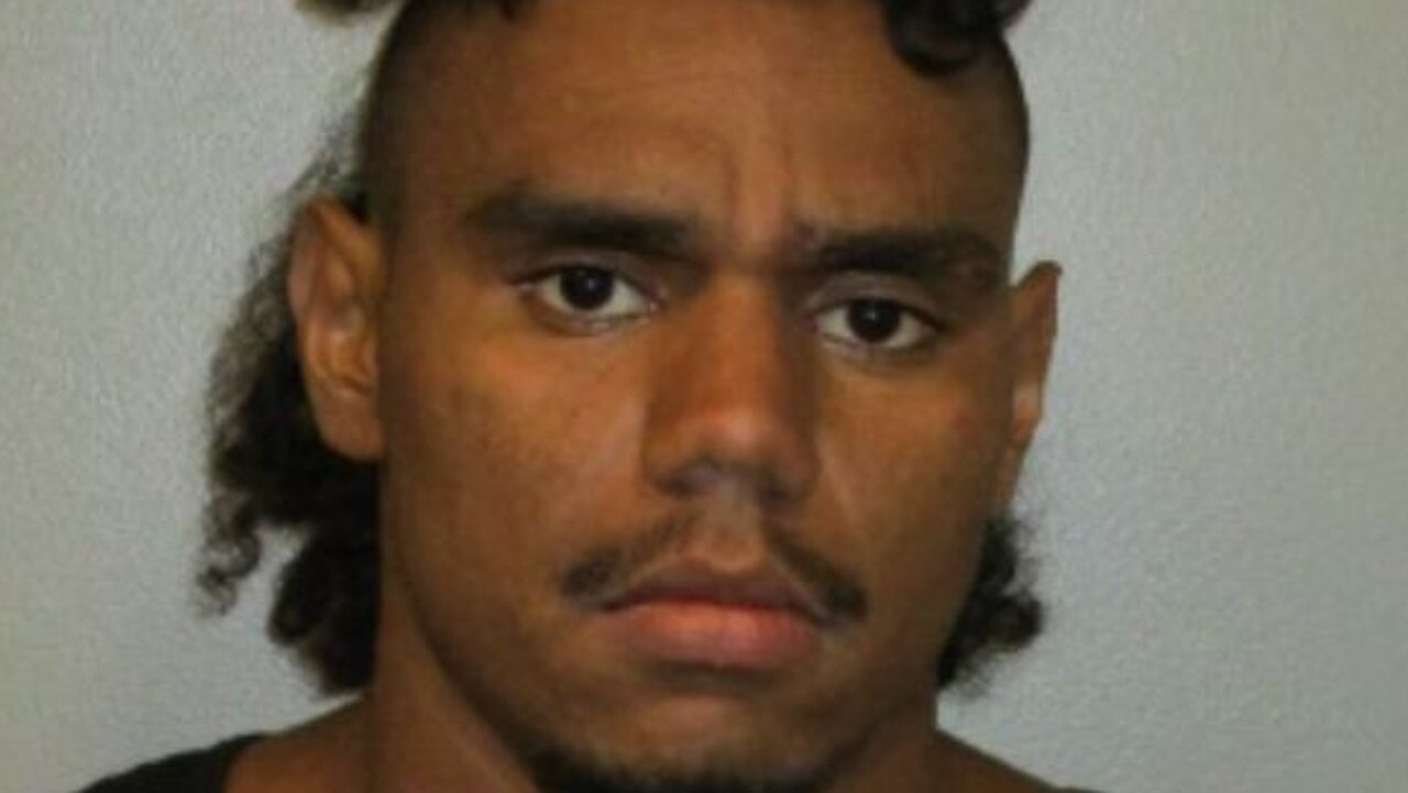 Reece Purcell, aged 23, is wanted on an outstanding warrant relating to an alleged stabbing.