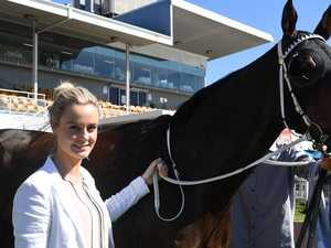 Coffs trainer Sally Taylor saddles up 'frustrating mare'