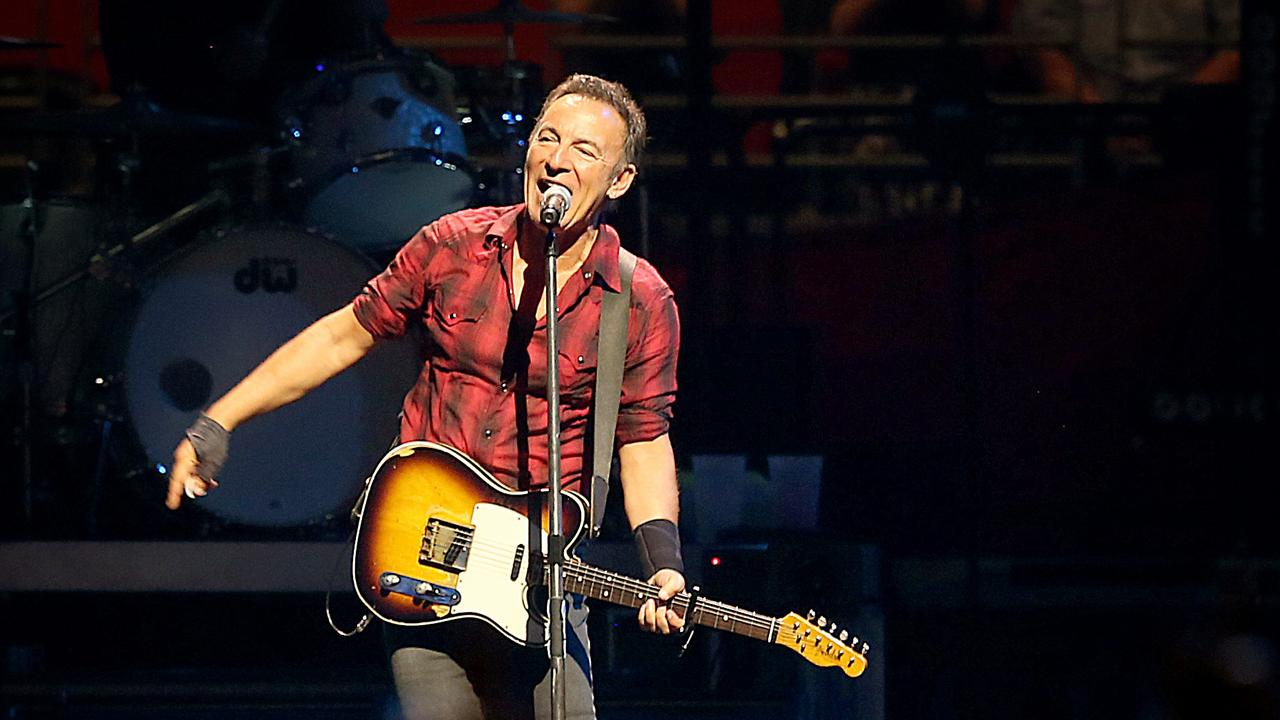 Bruce Springsteen releases a new record next month and his Australians fans are already speculating about his return to our shores. Picture: Kristi Miller