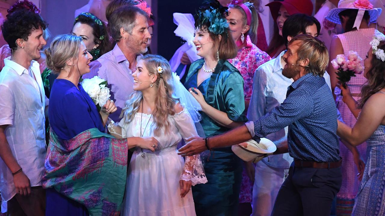 Director Joy Philippi brings the perfect blend of light and shade to Rockhampton's Mamma Mia at the Pilbeam Theatre