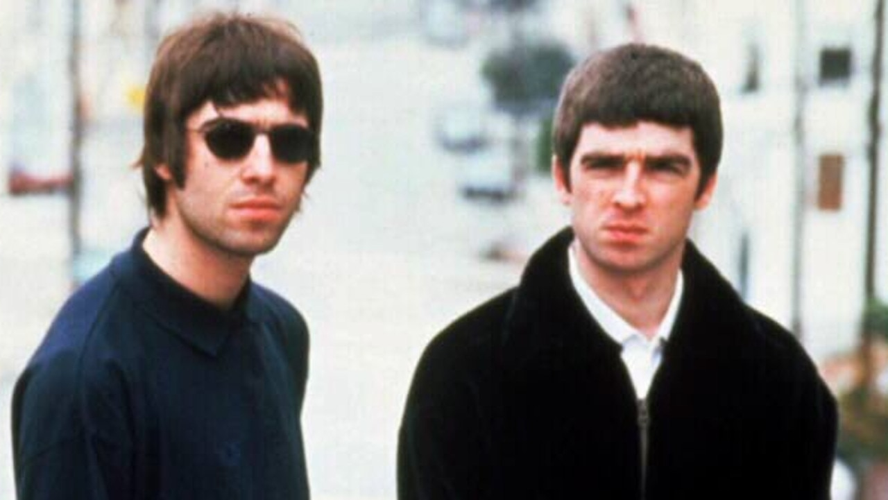 Would Oasis have been as big in Britain without Blur rattling their cage? Picture: Supplied