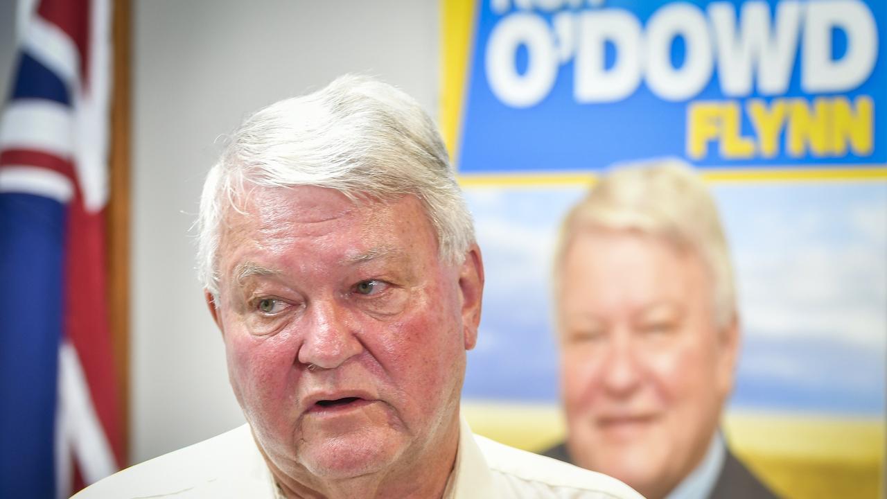 Member for Flynn, Ken O'Dowd.