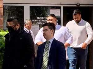 Identified: Three men accused of COVID border deception