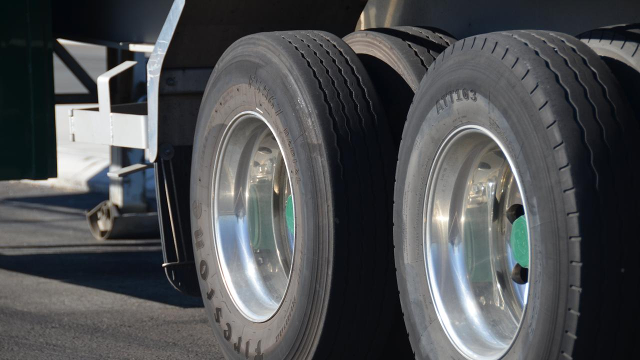 Major freight routes in the Lockyer Valley will be upgraded. (File Image)