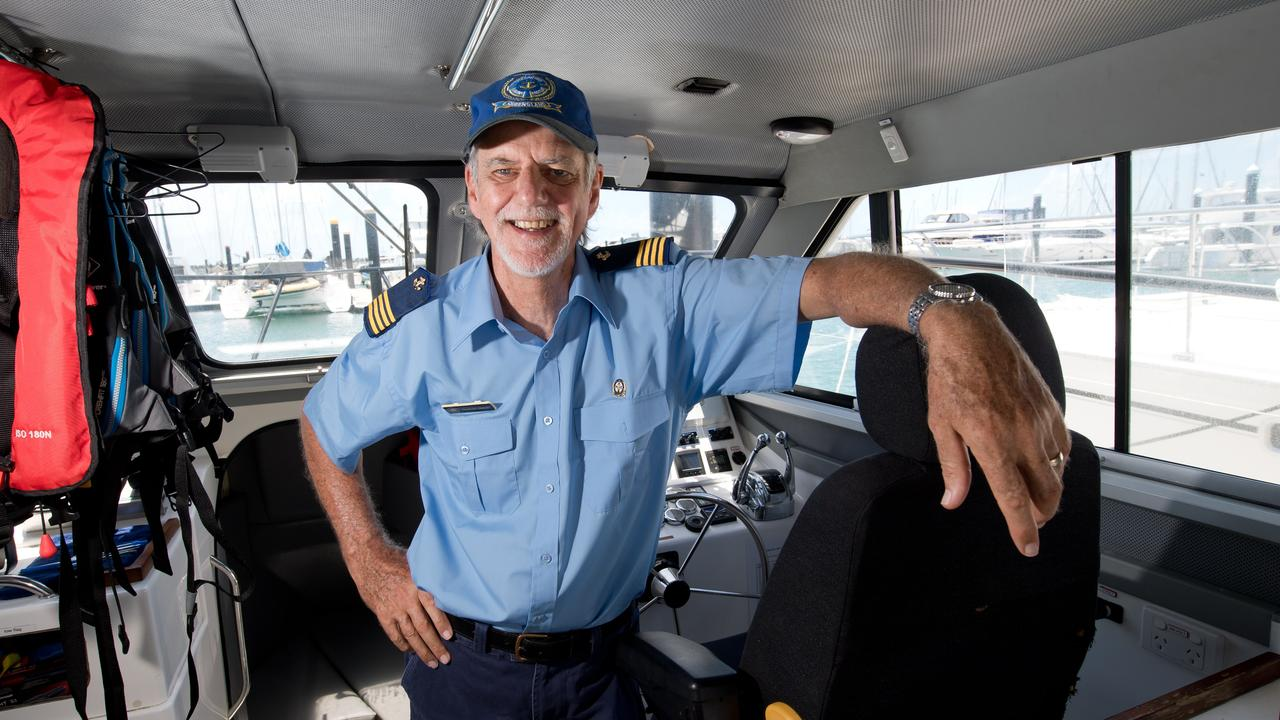 Skipper Charles Linsley said Volunteer Marine Rescue Mackay crews travelled over 250km in two operations in just 24 hours this weekend.
