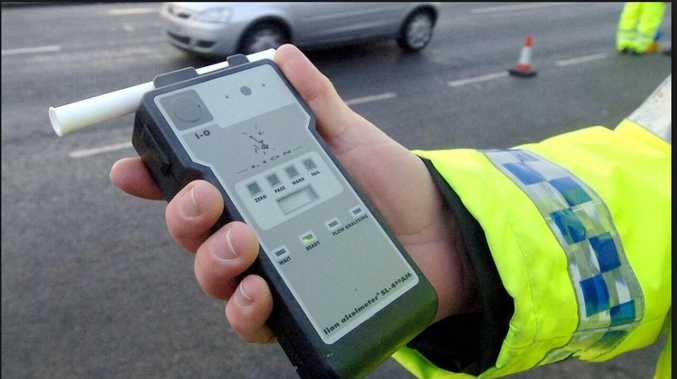 Charleville man busted for late night drink driving