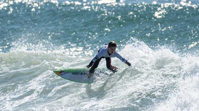 CHAMP: Phoenix rises to claim surfing title