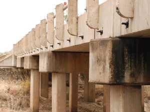 Three bridges in region set for facelift