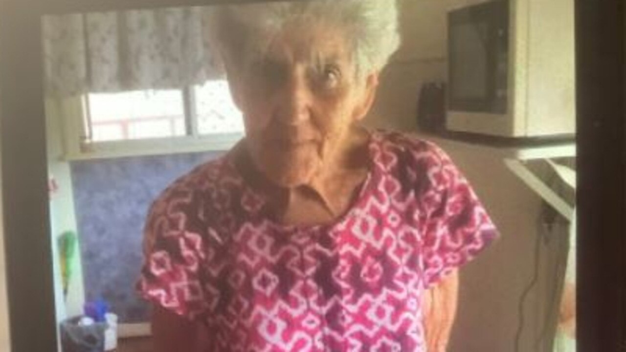 Florence May Olivero believed to be missing.