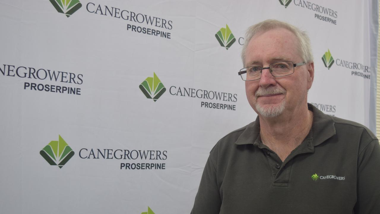 Canegrowers Proserpine manager Michael Porter said the industry needed to diversify to ensure resilience in the future. Picture: Laura Thomas