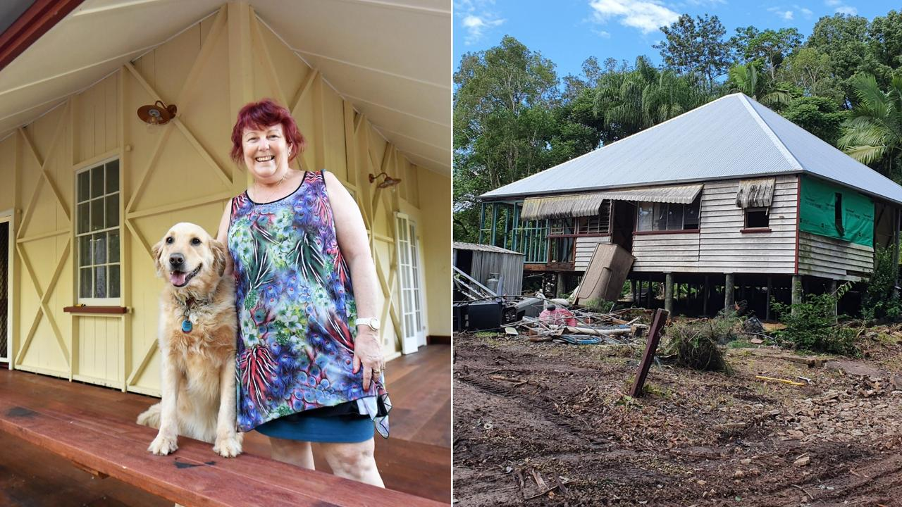 Bronwyn Newham has just finished renovations to resurrect a nearly 140-year-old home which stayed in the family since her great grandfather built it in 1884. Picutre: Patrick Woods
