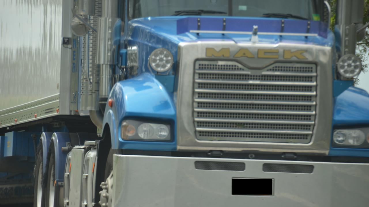 A resident has lodged a petition to try and stop trucks on the roads in two of the Lockyer Valley's towns. (file image)