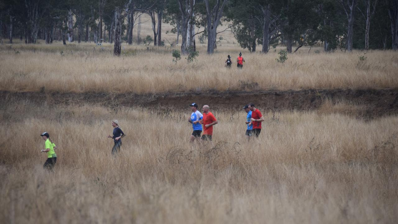 38 runners from across South East QLD participated in the Dead Cow Gully training session on Sunday.