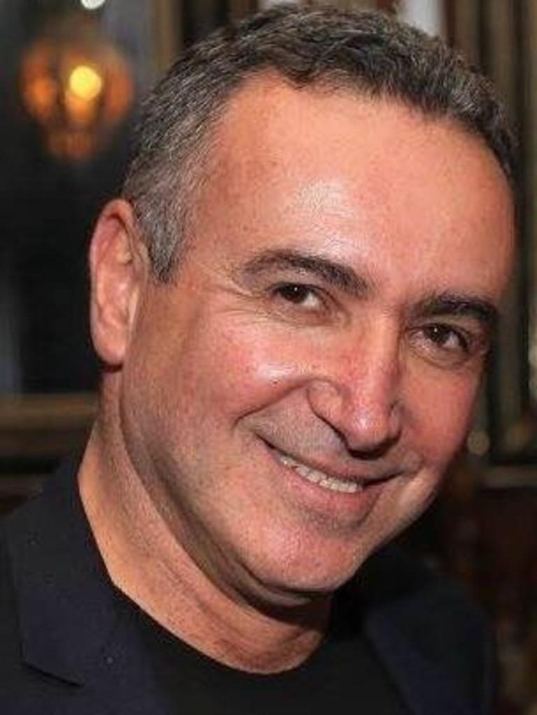 Former AGM Markets CEO Yossi Ashkenazi.