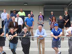 $1.6m clubhouse opens at Rushforth Park