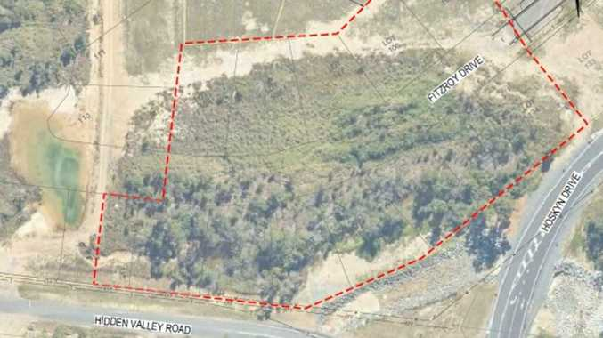 Earthworks proposed for stage two of coast housing estate