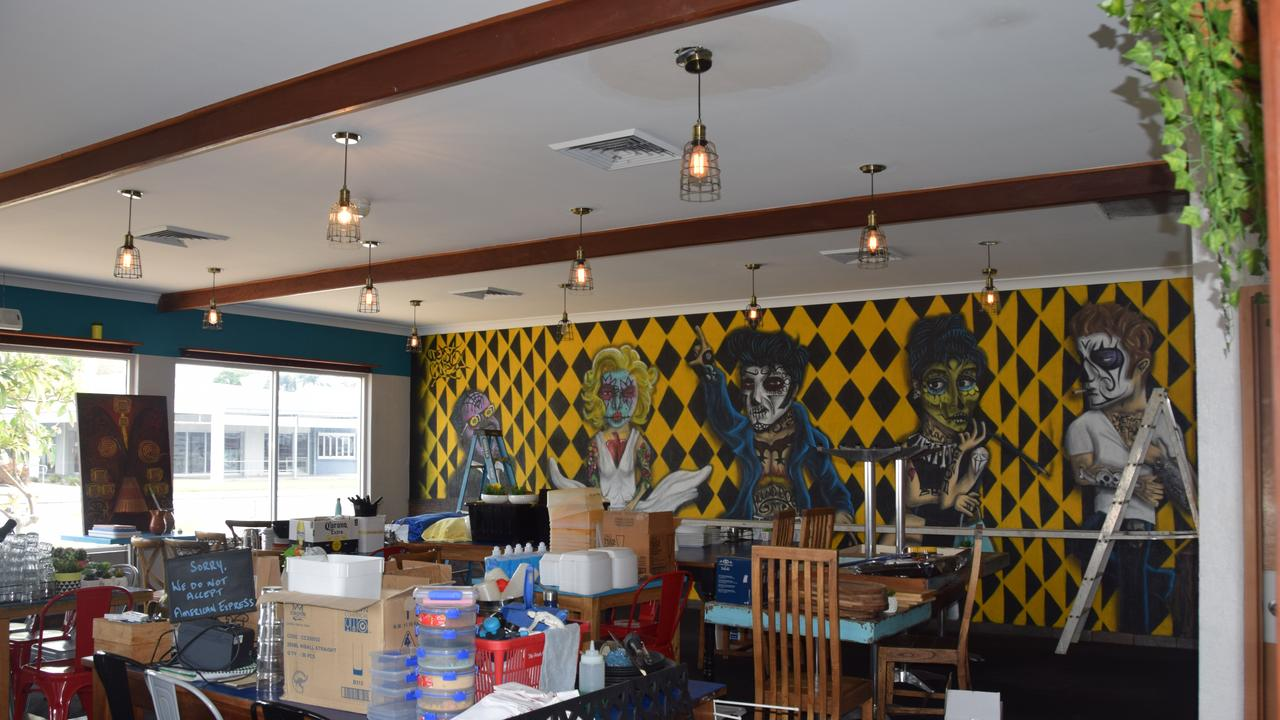 Project Mex has been in the building on George St for five years, since Pacinos moved to the riverbank.