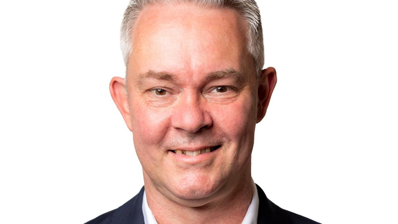 Roland Maertens is running for Gympie's State seat as an Independent.