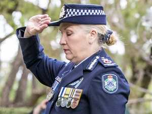 Top cop reveals her 'greatest dread'