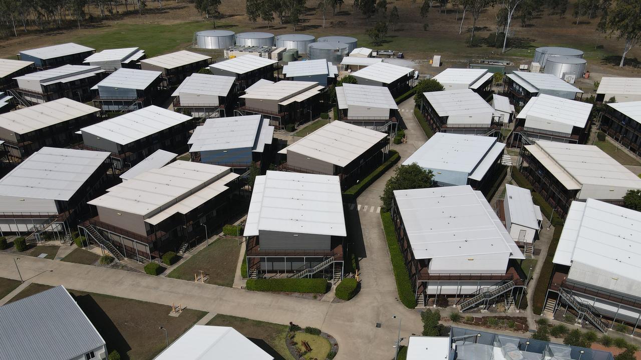 Gladstone will not become a regional quarantine hub for returned travellers, MP Glenn Butcher has said. Picture: Rodney Stevens DJI Mavic Air 2