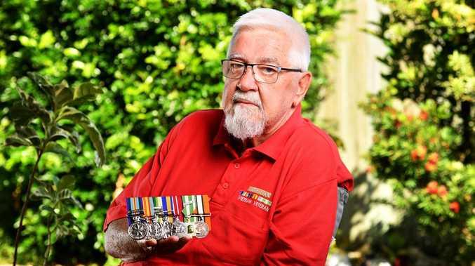 Vietnam vet recalls horror of war