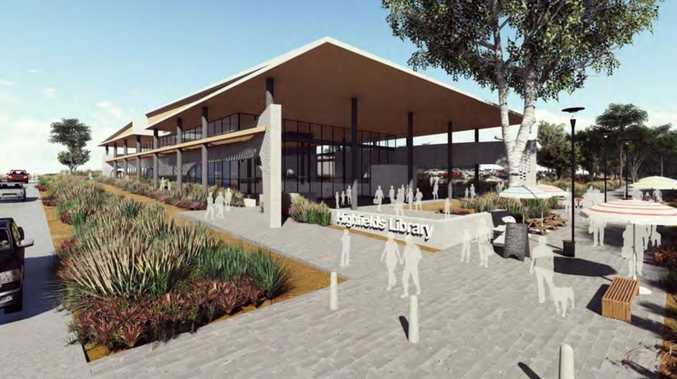 Council lays out plans for new library in growth area