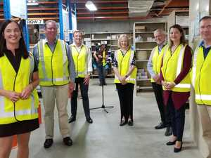 New Rocky health PPE warehouse to stock entire state