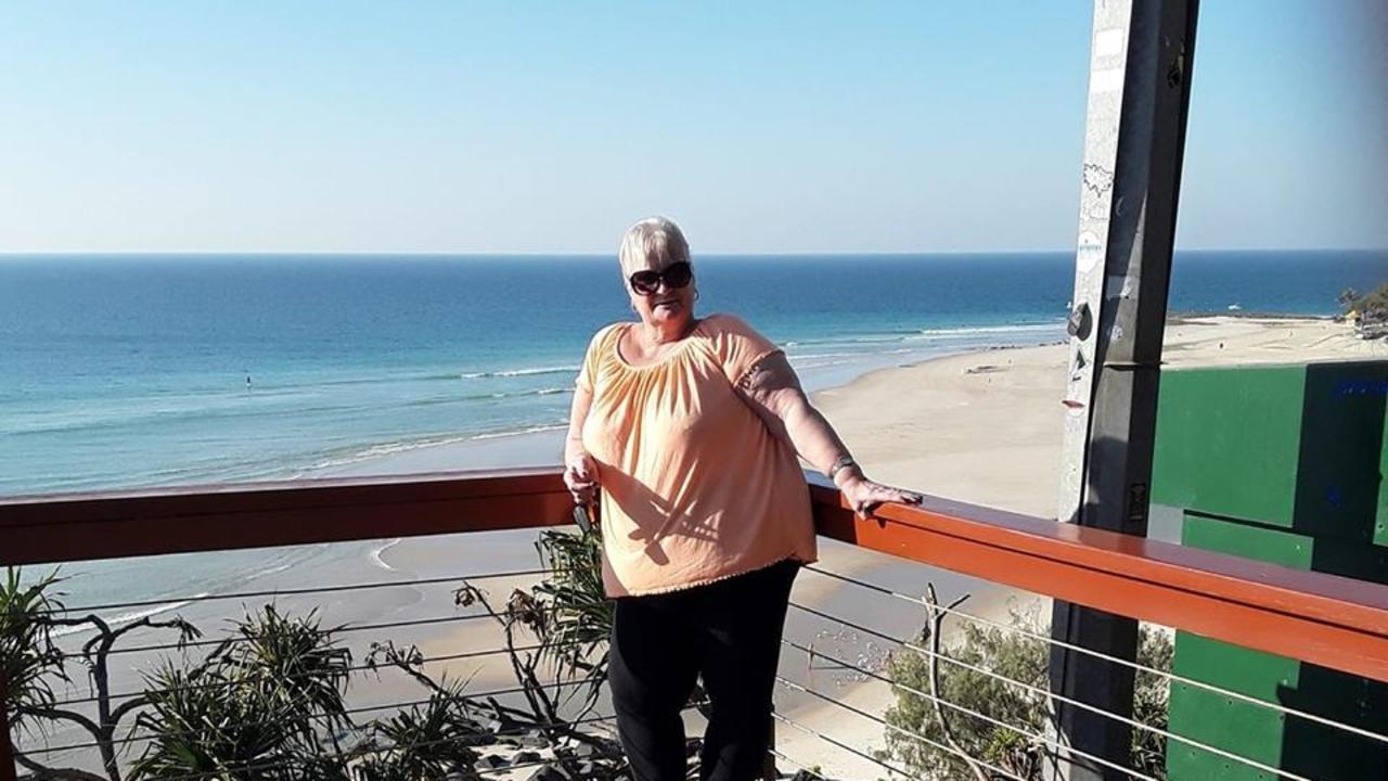 Maree Van Beers was allegedly fatally stabbed by her ex-partner in Tweed Heads in 2018.