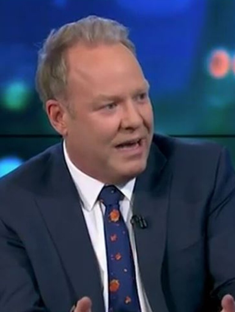 Peter Helliar: 'I don't care.'