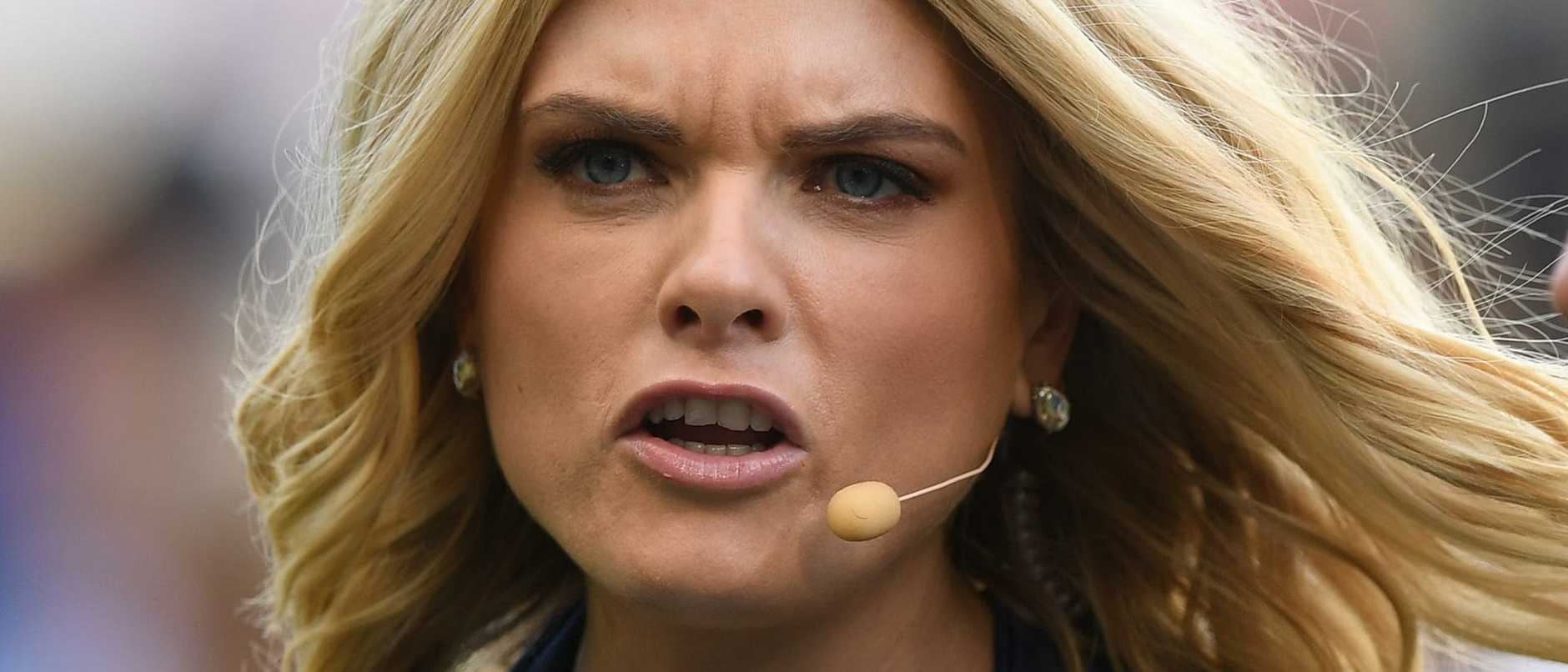 "Nine sports presenter Erin Molan is suing over a story she says painted her as ""racist"" and an ""arrogant white woman of privilege""."