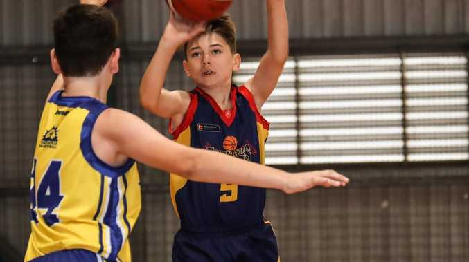 WATCH LIVE: U12 Boys GC Waves v Mackay Meteors