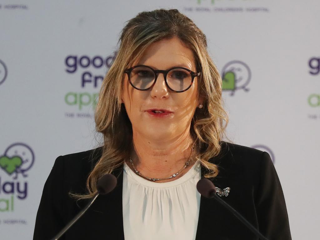 News Corp Australia's Community Ambassador Penny Fowler. Picture: Alex Coppel