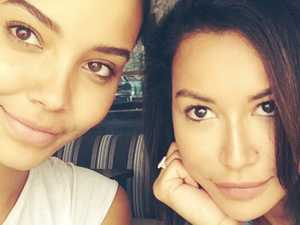 Naya's ex-husband moves in with sister