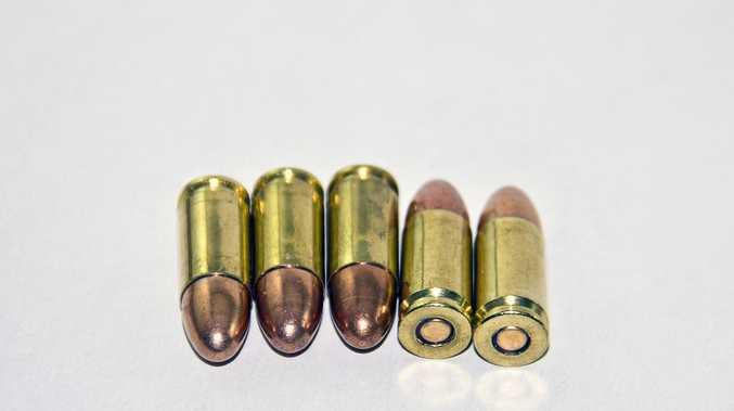 Crossbow, unregistered gun found in 20yo's cupboard
