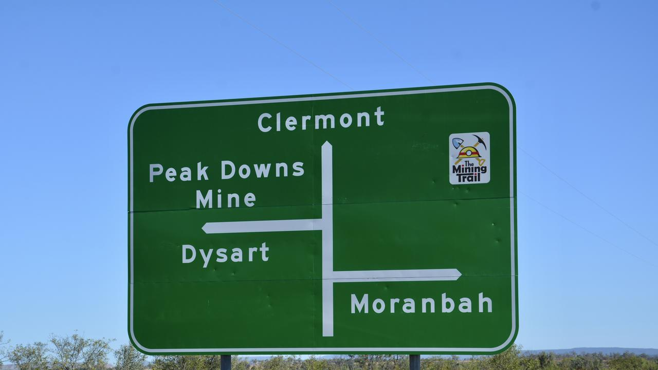 The mine is located east of Moranbah. Picture: Tara Miko