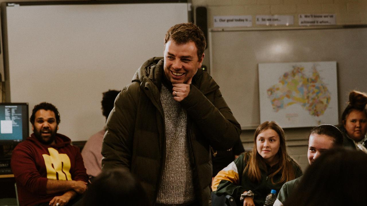 Thomas Fienberg – 2020 Telstra ARIA Music Teacher Nominee