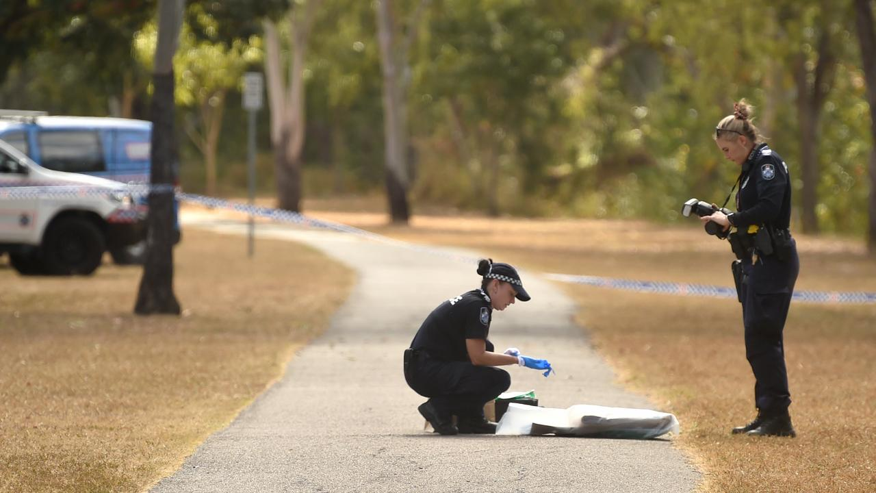 Sexual assault in Cranbrook. Scenes of Crime officers on site. Picture: Evan Morgan