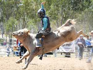 IN PHOTOS: Rodeo young guns charge back into action