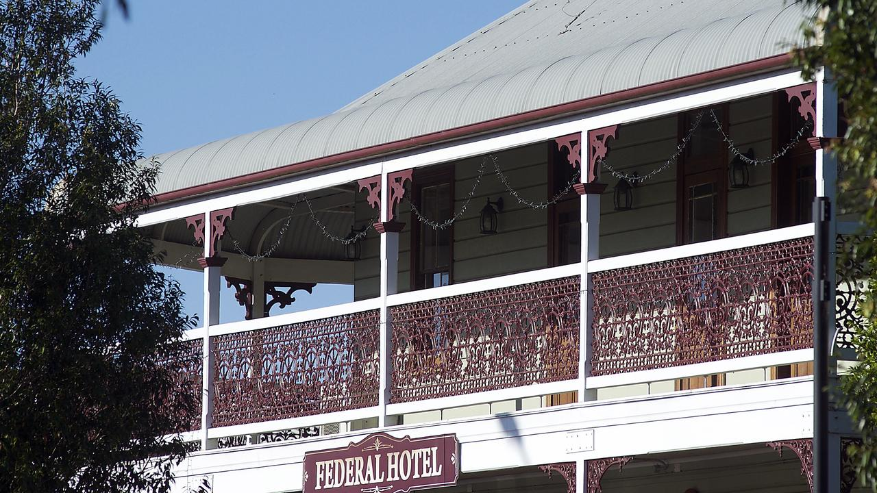 The Federal Hotel in Alstonville