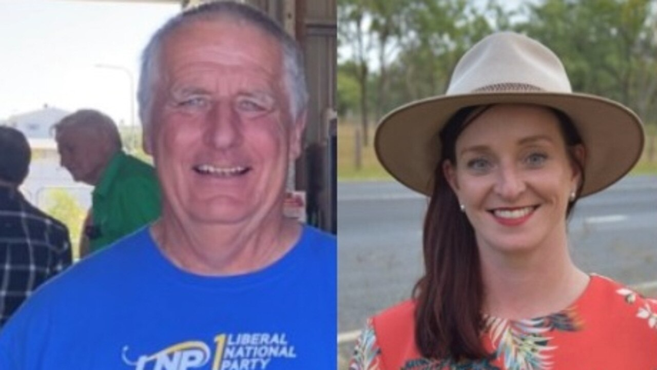 BALANCING BOOKS: The candidates for seat of Keppel, the LNP's Adrian de Groot and Labor's Brittany Lauga have squared off on paying for their election promises.