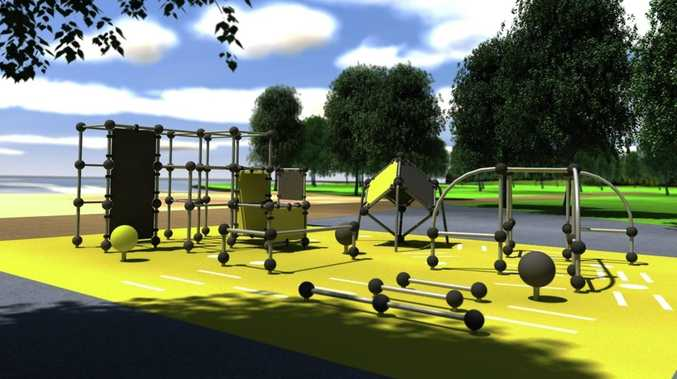 Where Coast's first parkour circuit will be located