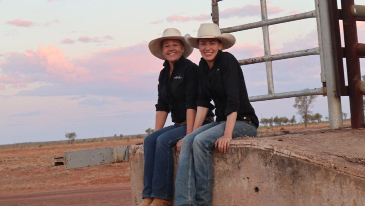 Annabelle Woods and Elisha Parker co-founded cattlesales.com.au in 2016, a platform enabling agents and sellers to advertise and market cattle to a vast audience.