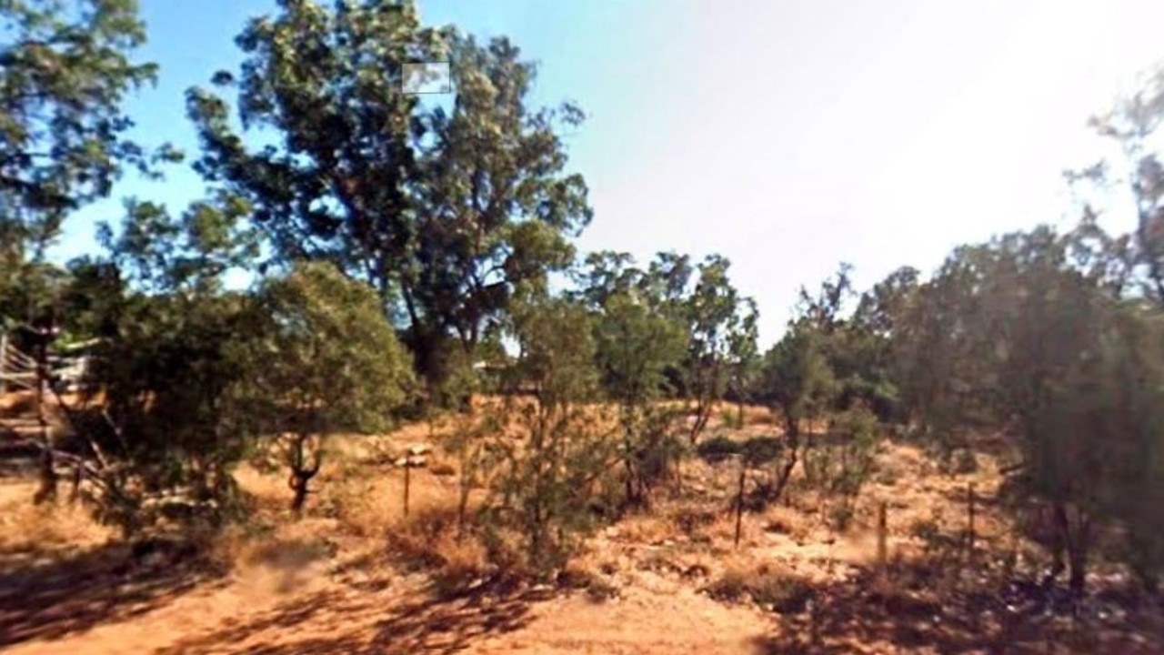 Google street view of the property in North Talwood.