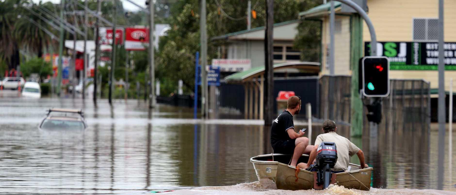 Lismore Floods