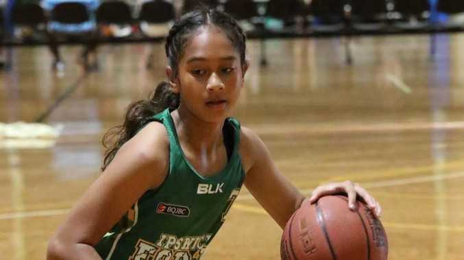WATCH HERE: Basketball Qld u14 Girls State Championships