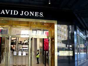 David Jones 'pesters' shoppers with tactic